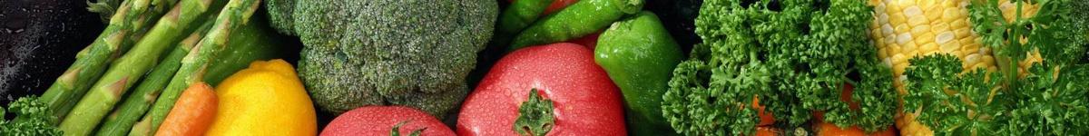 Bannière légumes