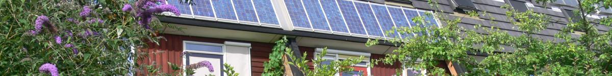 Bannière maison bioclimatique