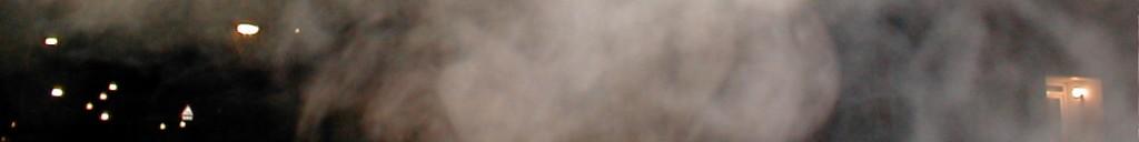 Bannière aire pollué